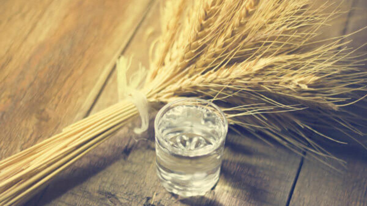 Korn unterschied klarer und Unterschied zwischen