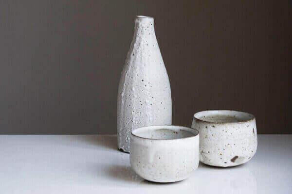 sake-ausschenken