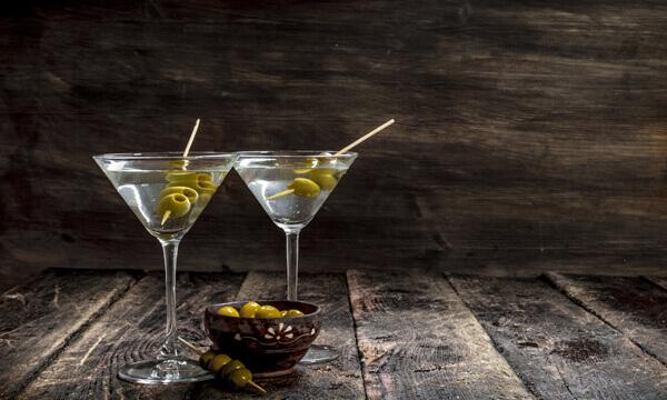 vesper-martini