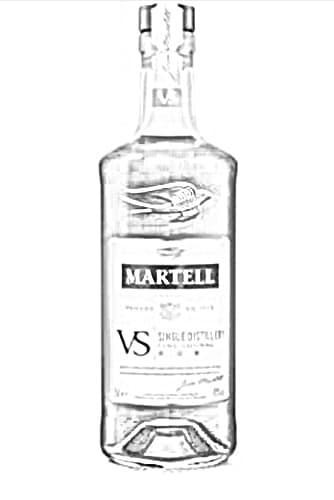 Martell V.S. Fine Cognac