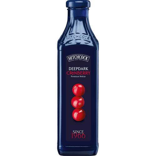 Hitchcock deepdark cranberry