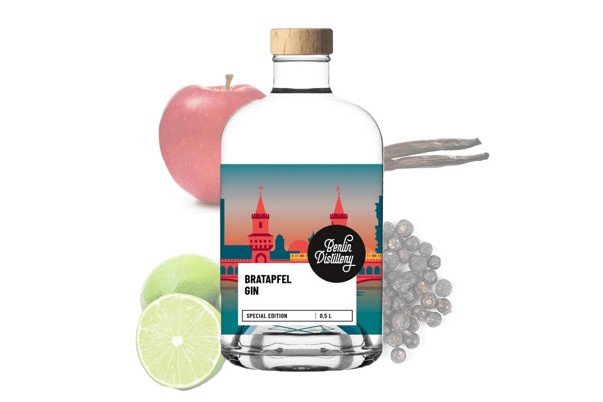 berlin distillery bratapfel gin blog