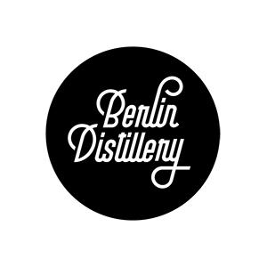 berlin distillery logo