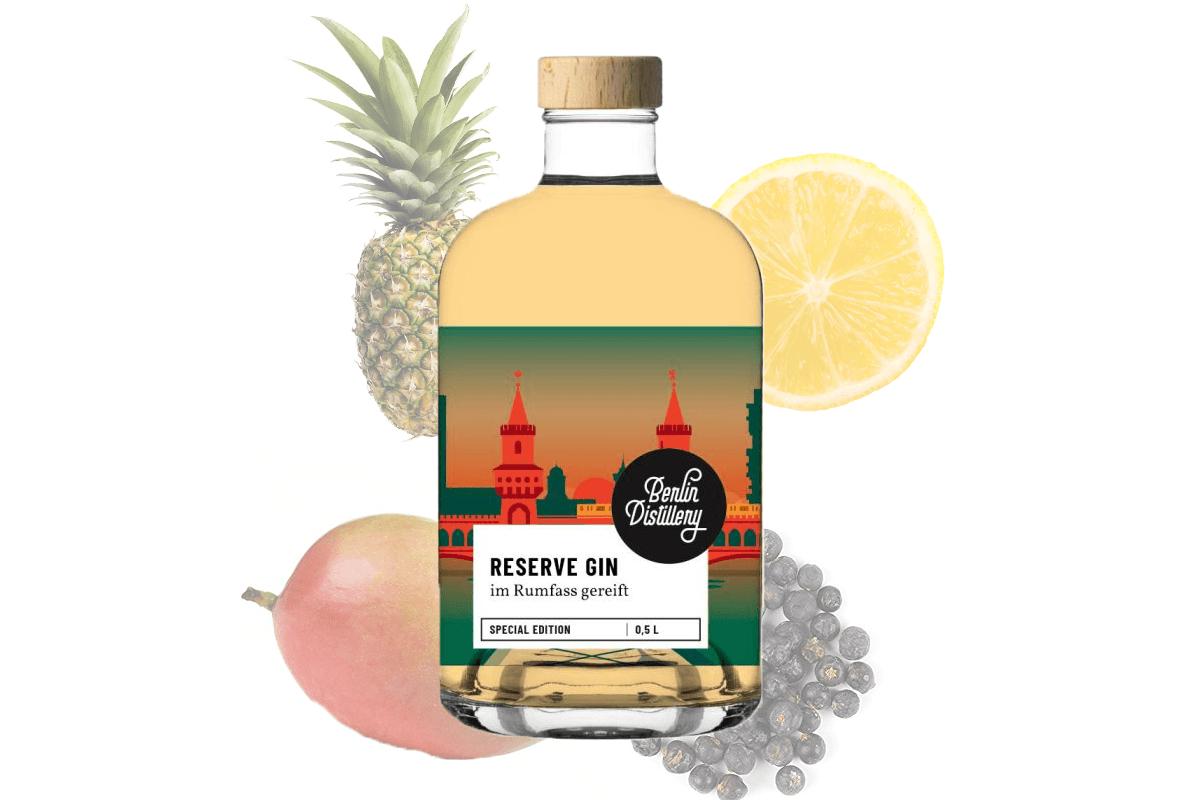 berlin distillery reserve gin blog