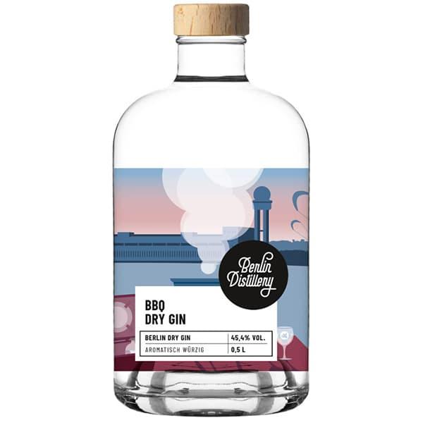 bbq dry gin