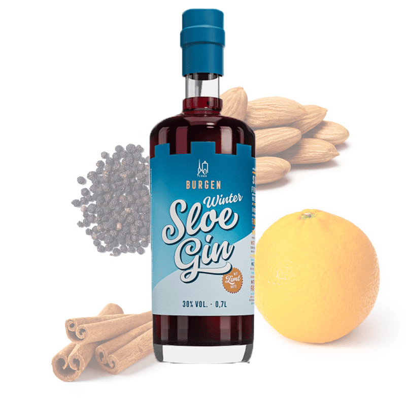 Burgen-Winter-Sloe-Gin