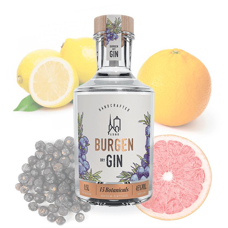 Burgen-dry-gin