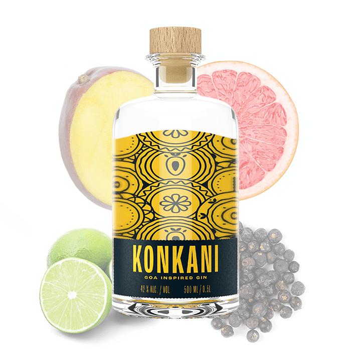 konkani-gin-geschmacksprofil