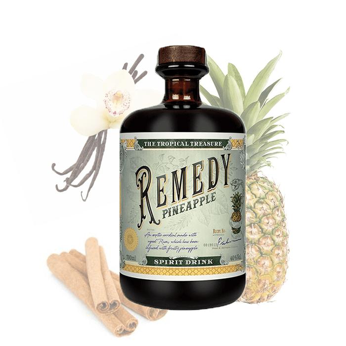 remedy-pinapple-spiced-rum-geschmacksprofil