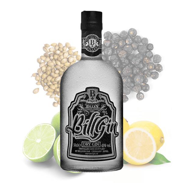 bill-gin-mit-geschmacksprofil