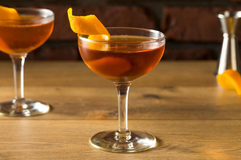 Martinez-Cocktail-rezept