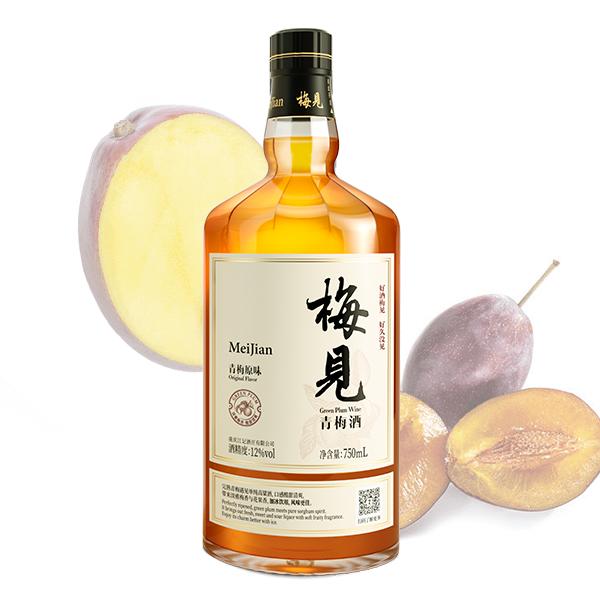 Mei-Jian-gruener-Pflaumenwein-geschmacksprofil