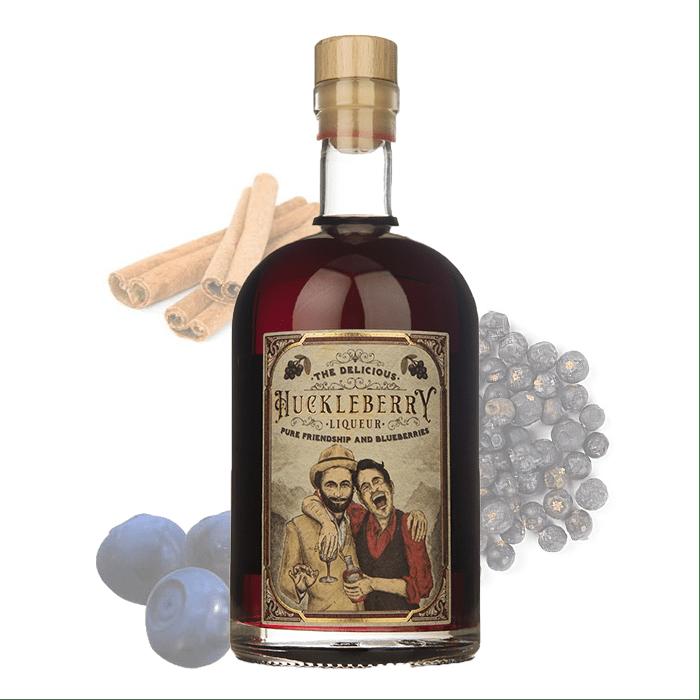 huckleberry-gin-liqueur-geschmacksprofil